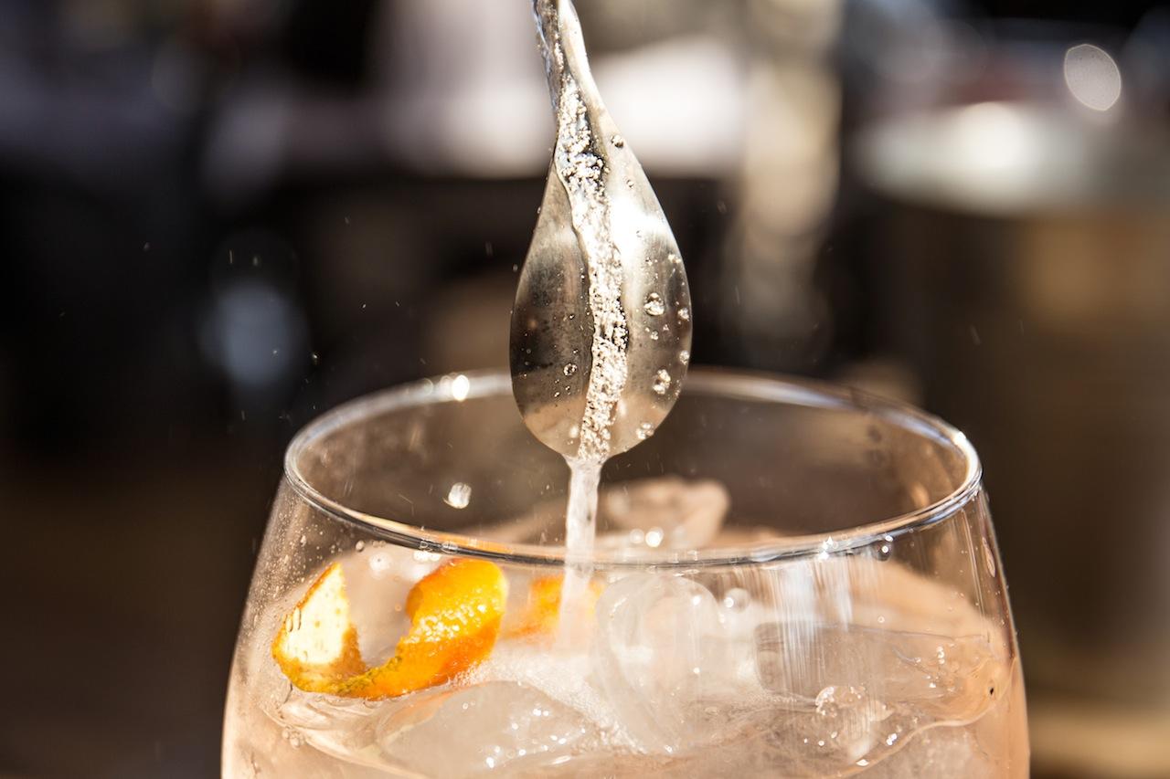 Gin Tonic Perfecto